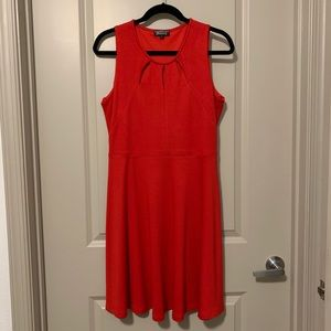 Papermoon Red Dress